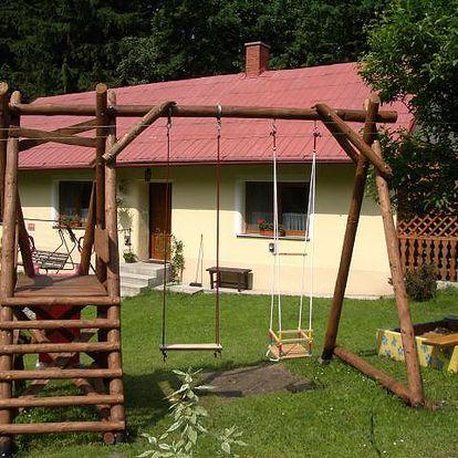 Chalupa Na dolině - Beskydy a Valašsko - pobyt od 3 nocí, Česká republika, vlastní doprava, strava dle programu