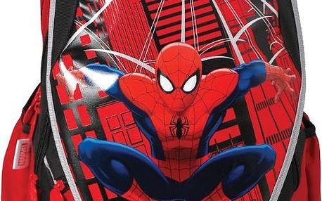 Anatomický školní batoh ABB Disney Spiderman