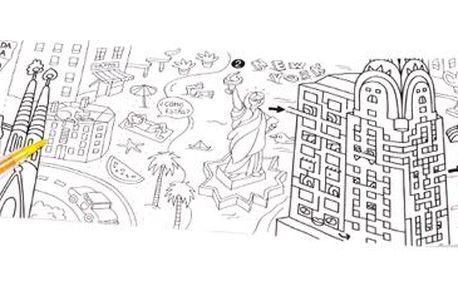 Kapesní hry a omalovánky CITY