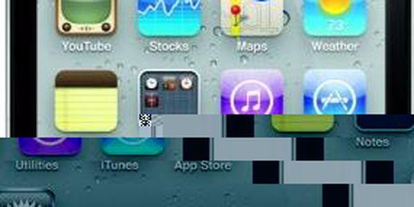 Apple iPhone 4S, 16GB, černá, refurbished