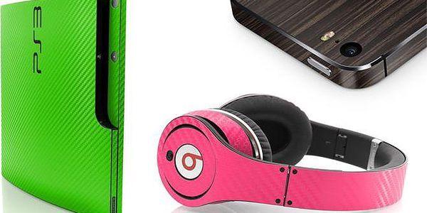 Ochranný fólie na sluchátka, telefony, konzole či kameru