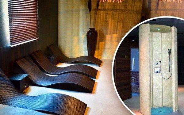 Luxusní privátní wellness v hotelu Golden Fish