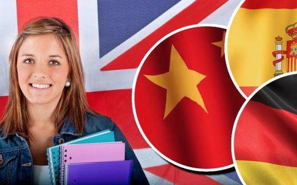 Online kurzy jazyků s Cambridge Institute pro začátečníky i pokročilé! 60 hodin studia v pohodlí Vašeho domova, výběr z mnoha úrovní a možnost získání certifikátu! Angličtina, španělština, němčina nebo čínština!