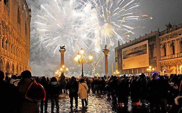 Na Silvestra do Benátek