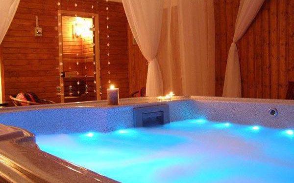 Grandiózní relaxace v luxusním hotelu Morris****!