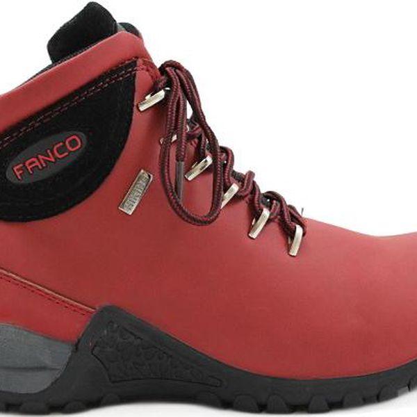 Trekingová obuv HLD926R Velikost: 38