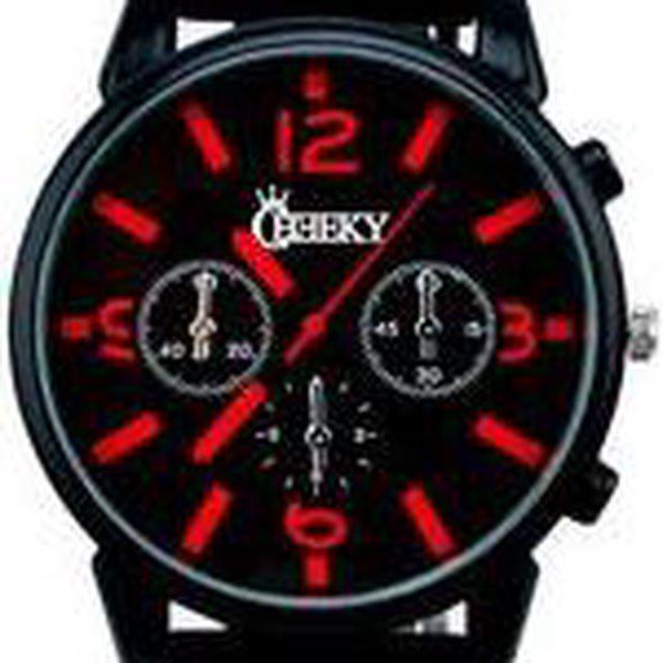 Dámské hodinky Cheeky HE006Red