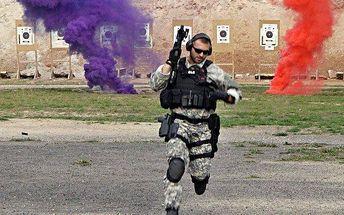Adrenalinová střelba