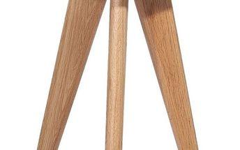Konferenční stolek Milan, bílý - doprava zdarma!