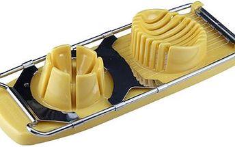 Tescoma Kráječ na vejce multifunkční PRESTO::žlutá - Skladem