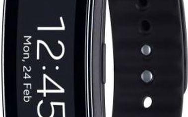 Samsung SM-R3500 Gear Fit Black (SM-R3500ZKAXEZ)
