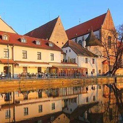 Třídenní romantika v centru Českých Budějovic