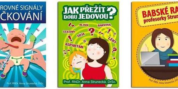 3 bestsellery o zdraví, stravě a očkování…