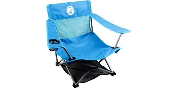 COLEMAN Low Quad Chair rozkládací židle