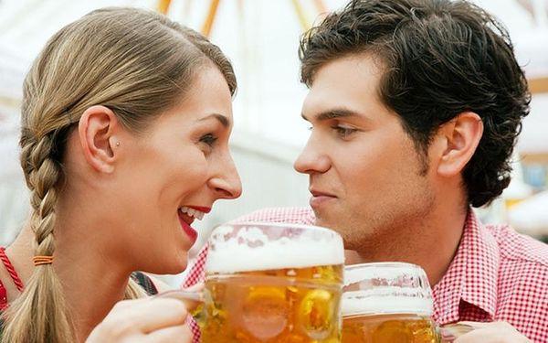 Beskydy pro DVA na 3 dny s neomezenou konzumací piva a wellness