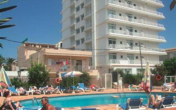 Španělsko, oblast Mallorca, doprava letecky, polopenze, ubytování v 2* hotelu na 8 dní
