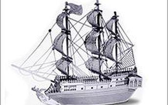 3D kovové puzzle