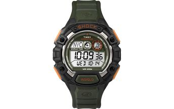 Timex T49972 EXPEDITON GLOBAL SHOCK hodinky - green