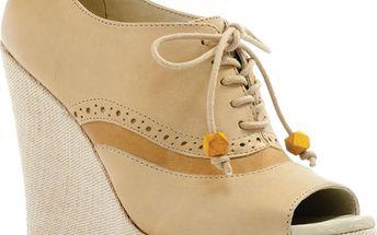 Dámská obuv J Shoes, béžová