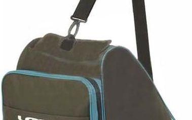 Taška na lyžáky Loap Ski boots bag BA122114 šedá/tyrkysová