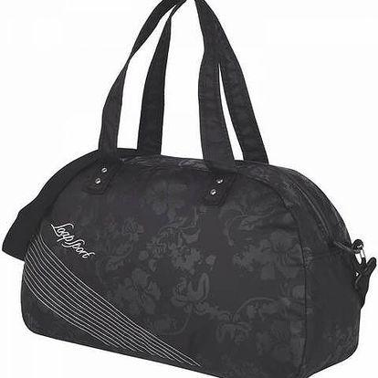 Dámská taška Loap Sanne black/dk.shadow - černá