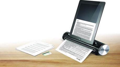 Přenosný scanner Ion Docs 2 Go, černý