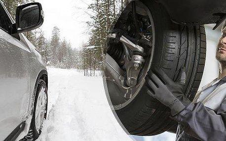 Přezutí pneumatik v Praze - otevřeno v sobotu i v neděli do večera! Svěřte svého miláčka do rukou profesionálů z Yes pneu servisu - rychloservisu, u kterého se nemusíte objednávat několik dnů dopředu!