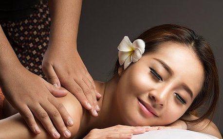 Citrusová thajská aroma masáž