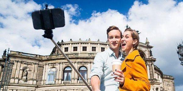Nová generace Selfie tyči pro smartphony