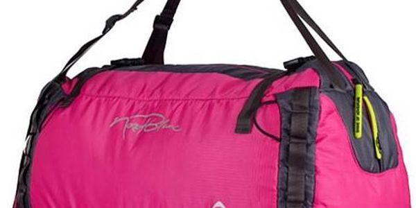 Cestovní/fitness taška Nordblanc Air Travel NBB3662 růžová