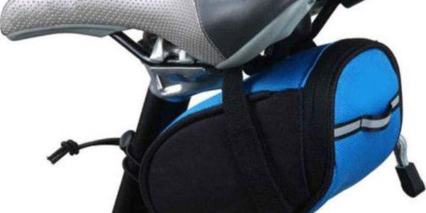 Voděodolná taška pod sedlo kola!