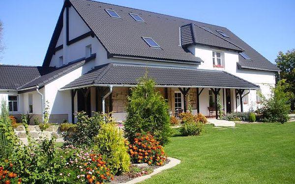 Apartmánový dům - Jestřebí, Česká republika, vlastní doprava, strava dle programu