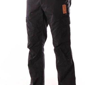 Pánské zateplené kalhoty Northfinder Fissar NO-3091NS - černá