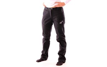 Dámské softshell kalhoty Northfinder Ittlenheim NO-4071OR - černá