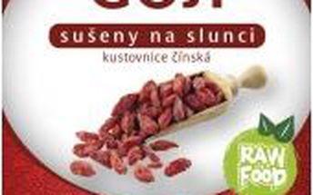 AWA superfoods RAW Goji sušené plody 250g