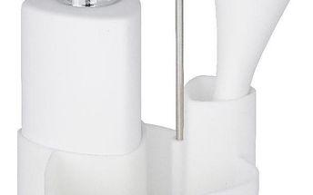 Set na mytí nádobí Empire, bílý