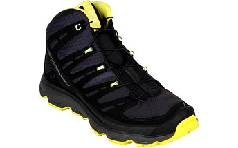 Salomon Synapse Mid Black Pánská outdoor obuv