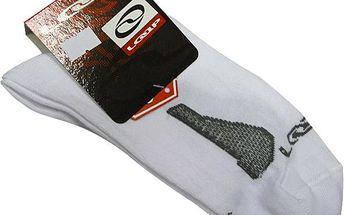 Ponožky Loap Horst - bílá