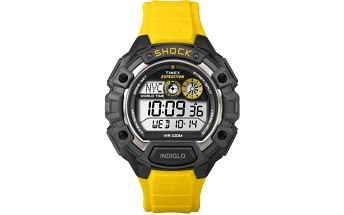 Timex T49974 EXPEDITON GLOBAL SHOCK hodinky - yellow