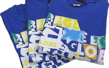 Globe Dětské tričko - modrá