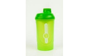 AWA superfoods plastový šejkr zelený 600ml