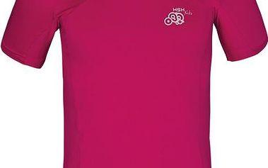 Dětské triko Husky Keld - růžová