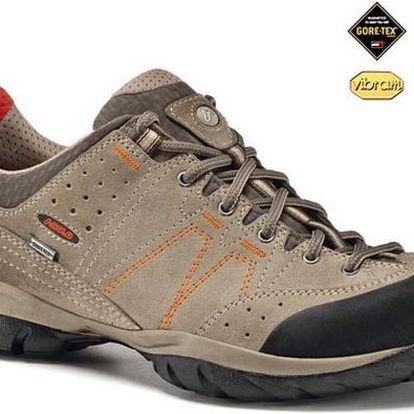 Pánská obuv Asolo AGENT GV A410 wool - hnědá