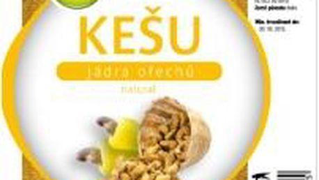 AWA superfoods Kešu oříšky natural 1kg