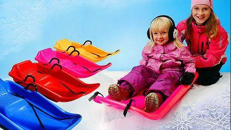 Dětské boby OLYMPIC - zábava na zimu pro celou rodinu!