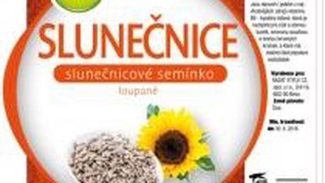 AWA superfoods Slunečnicové semínko loupané 1000g