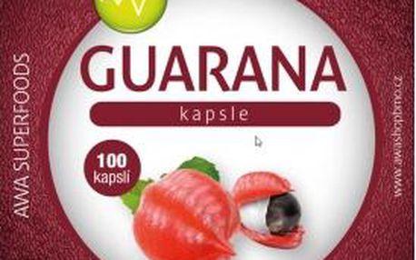 AWA superfoods Guarana extract 100 tobolek
