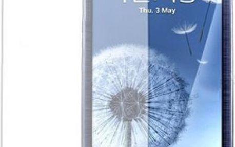 Matná ochranná folie pro Samsung Galaxy S3 i9300