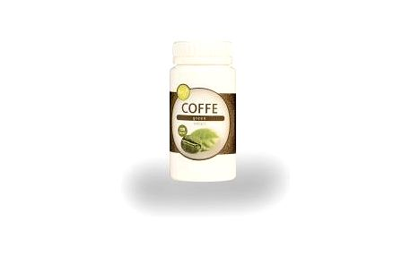 AWA superfoods Green coffee extract 120 tobolek