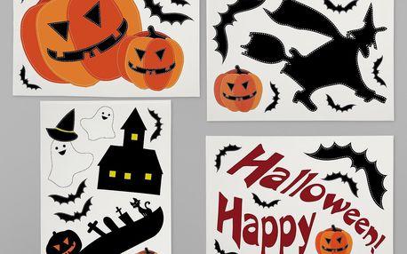 Tchibo, Sada nálepek na stěnu Happy Halloween Veselý Halloween